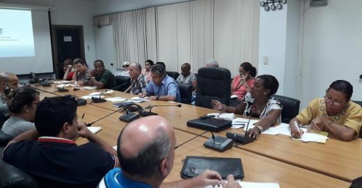 Asamblea de Representantes Nacional del Ministerio de Comunicaciones