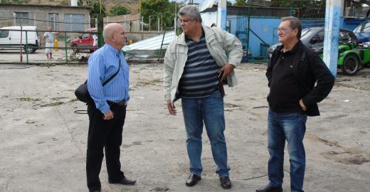Correos de Cuba tras el paso de Tornado