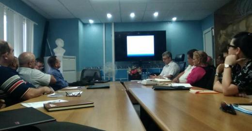 Visita Gubernamental del Consejo de Ministros a la provincia de Holguín
