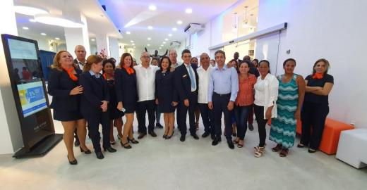 First Multiservice Center of the Cuban Telecommunications Company
