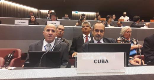 Cuba denuncia el Bloqueo en Tercer Congreso Extraordinario de la Unión Postal Universal