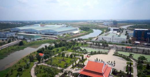 Saigon High Tech Park (SHTP)