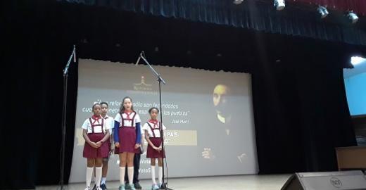 José Martí, homenaje a su memoria