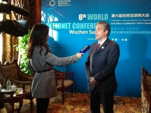 Cuba participates in the 6th World Internet Conference