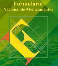 Formulario nacional de medicamentos en línea
