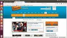 Cartelera colaborativa de la Cultura Cubana La Papeleta