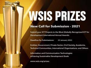 Proyectos cubanos optan por premios mundiales de la Sociedad de la Información