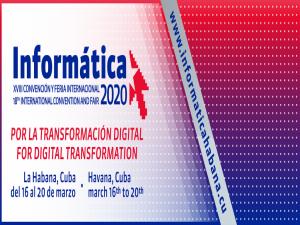 Informática 2020, amplia plataforma para el debate sobre tecnologías