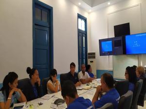 Consejo de Direccion Nacional de Joven Club