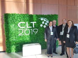 Cuba está participando en CLT2019