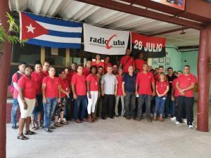 Segunda jornada de la visita gubernamental a Camagüey