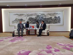 Cuba China colaboración en el campo de las telecomunicaciones y TIC
